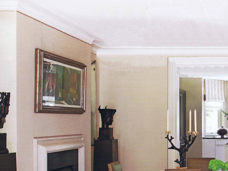 London Town House CS Interiors