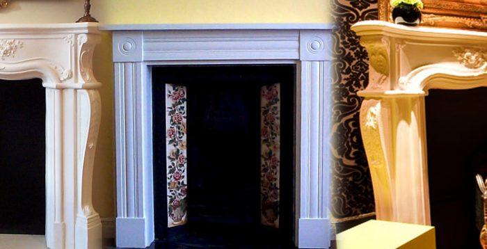 """<font color=""""white"""">Fireplaces</font> CS Interiors"""