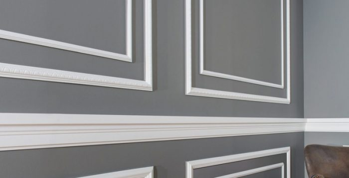 Panel Mouldings and Pilasters CS Interiors